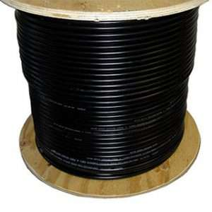 Reels and custom length coaxial cabling