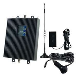 Repeater solutions for cars, trucks, boats and Rvs