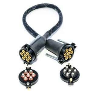 CA-CDQ7 7 Port Coaxial Harness