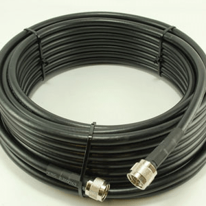 400 series pre-made coaxial cabling