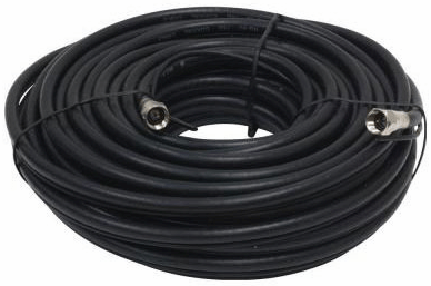 600 series pre-made coaxial cabling